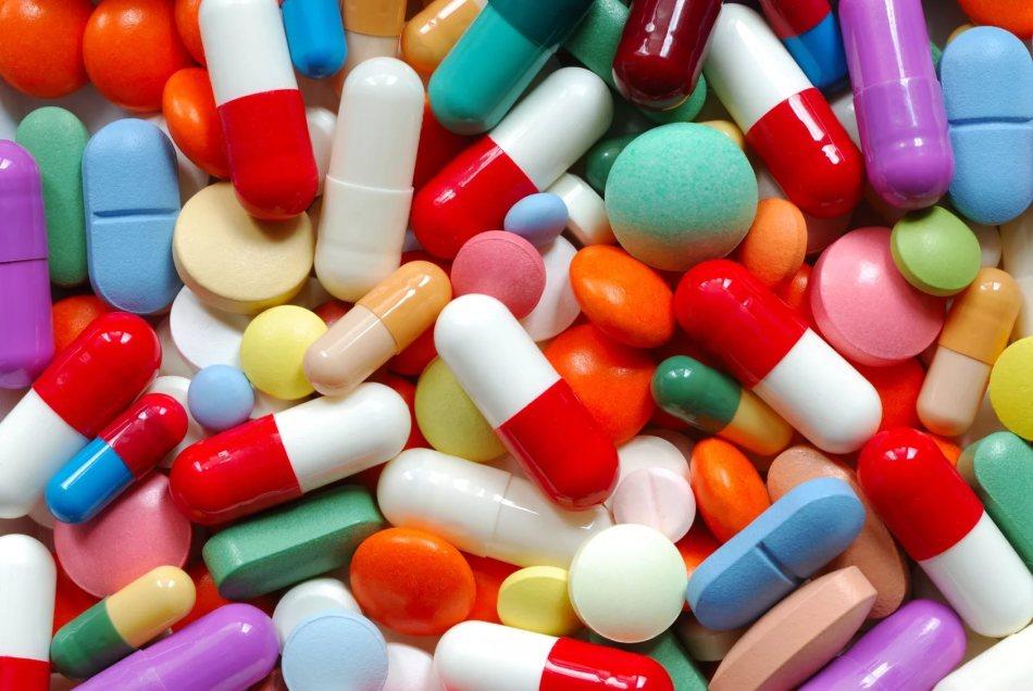 Антибиотики широкого спектра в гинекологии таблетки